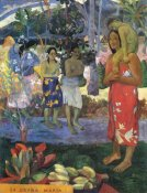 Paul Gauguin - Hail Mary