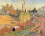 Paul Gauguin - Landscape In Arles
