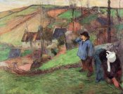 Paul Gauguin - Little Breton Shepherd