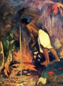 Paul Gauguin - Mysterious Water