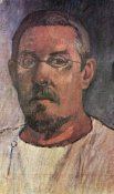 Paul Gauguin - Self Portrait Final