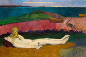 Paul Gauguin - The Loss Of Virginity