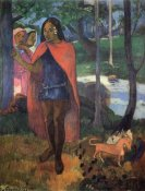 Paul Gauguin - The Magician Of Hivaoa