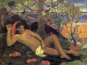 Paul Gauguin - The Noble Woman