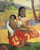 Paul Gauguin - When Will You Marry