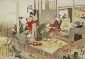 Hokusai - A Netsuke Workshop 1798