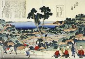 Hokusai - Measuring Land