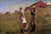Winslow Homer - Gloucester Farm