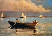 Winslow Homer - Glouchester Harbor