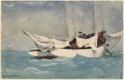 Winslow Homer - Key West Hauling Anchor