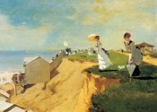 Winslow Homer - Long Branch New Jersey