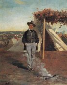 Winslow Homer - Portrait Of Albert Post