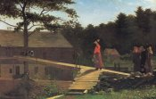 Winslow Homer - The Morning Bell
