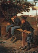Winslow Homer - The Sutlers Tent