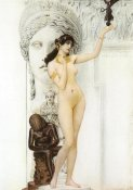 Gustav Klimt - Allegory Of Sculpture 1889