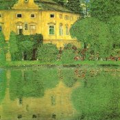 Gustav Klimt - Schloss Kammer On Attersee (2)