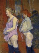Henri Toulouse-Lautrec - Medical Inspection