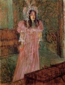 Henri Toulouse-Lautrec - Miss May Belfort 2