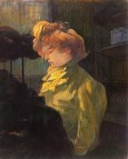 Henri Toulouse-Lautrec - The Modiste