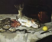Edouard Manet - Fish