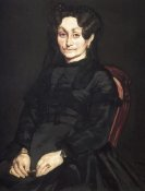 Edouard Manet - Mme Auguste