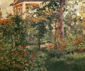 Edouard Manet - The Bellevue Garden