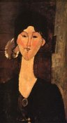 Amedeo Modigliani - Beatrice Hastings 0