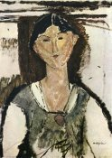 Amedeo Modigliani - Beatrice Hastings 1915