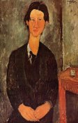 Amedeo Modigliani - Chaim Soutine 0