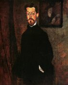 Amedeo Modigliani - Dr Paul Alexandre