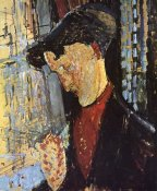 Amedeo Modigliani - Frank Haviland