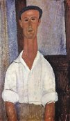 Amedeo Modigliani - Gaston Modot