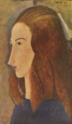 Amedeo Modigliani - Head Of A Woman