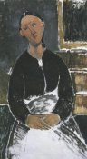 Amedeo Modigliani - La Fantesca