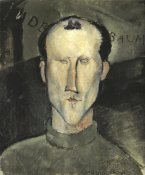 Amedeo Modigliani - Leon Indebaum