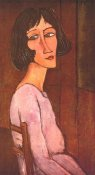 Amedeo Modigliani - Marguerite