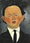 Amedeo Modigliani - Oscar Miestchaninoff