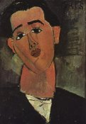 Amedeo Modigliani - Painter Juan Gris