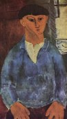 Amedeo Modigliani - Painter Moses Kisling