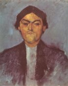 Amedeo Modigliani - Pedro