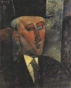Amedeo Modigliani - Portrait Of Max Jacob