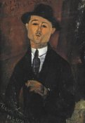 Amedeo Modigliani - Portrait Of Paul Guillaume
