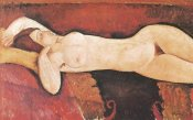 Amedeo Modigliani - Reclining Nude Le Grand Nu