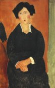 Amedeo Modigliani - The Italian Woman