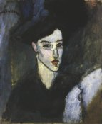 Amedeo Modigliani - The Jewess 1
