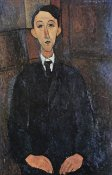 Amedeo Modigliani - The Painter