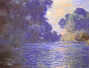 Claude Monet - Branch Of The Seine Near Giverny 1897