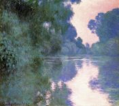 Claude Monet - Branch Of The Seine Near Giverny 2 1897