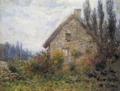 Claude Monet - Cottage 1879