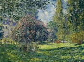 Claude Monet - Le Parc Monceau Paris